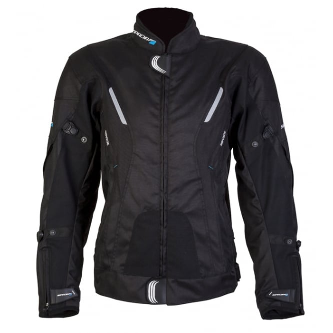 Spada Textile Jacket Curve WP Black