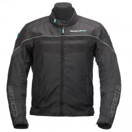 Spada Textile Jacket Energy 2 Black
