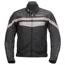 Spada Textile Jacket Energy 2 Black/Silver