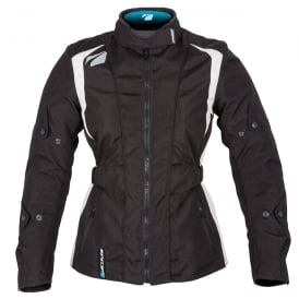 Spada Textile Jacket Lula WP Black