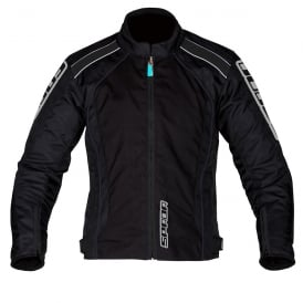 Spada Textile Jacket Plaza WP Black/Reflective