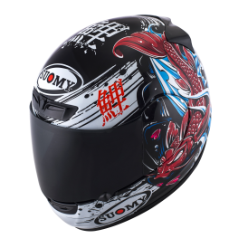 Suomy Apex Jap Black / Red