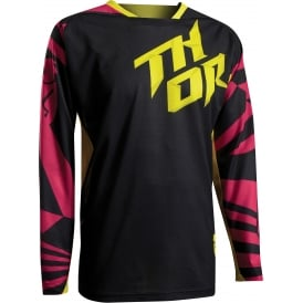 YOUTH JERSEY Thor Fuse S17 Dazz MG/YW