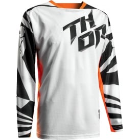 YOUTH JERSEY Thor Fuse S17 Dazz WE/OG