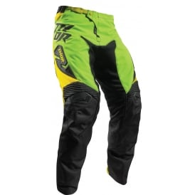 YOUTH PANT Thor Fuse S17 Dazz GN / YW